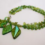 Leaf Trio Necklace