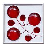 "Berries Tile 7x7"""