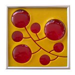Berries Tile 7x7""