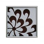 Chrysanthemum Tile 7x7""