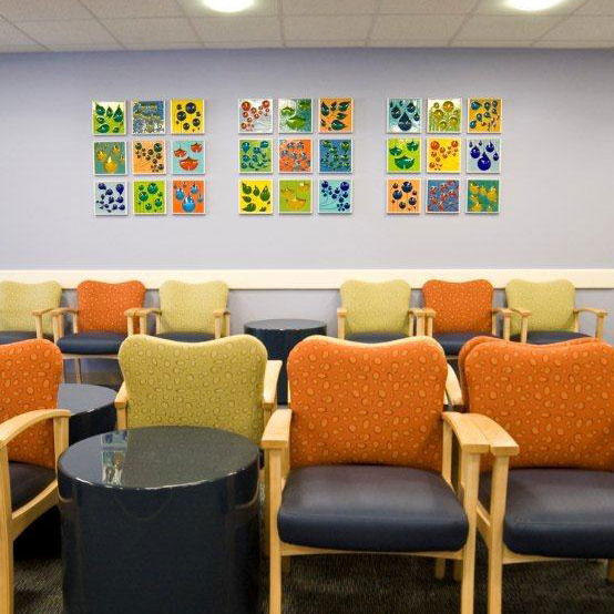 Custom Installation Series for the Boston Children's Hospital