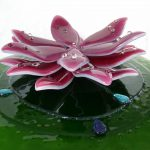 Waterlily Sculpture