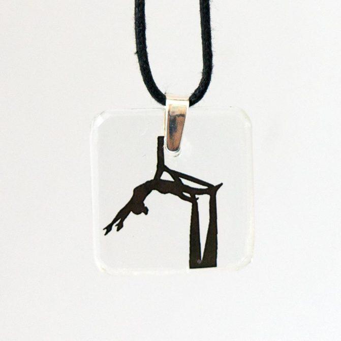 Aerial Silks 1 Pendant