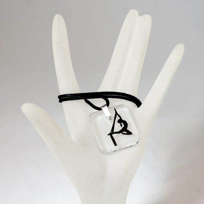 Aerial Silks 2 Pendant