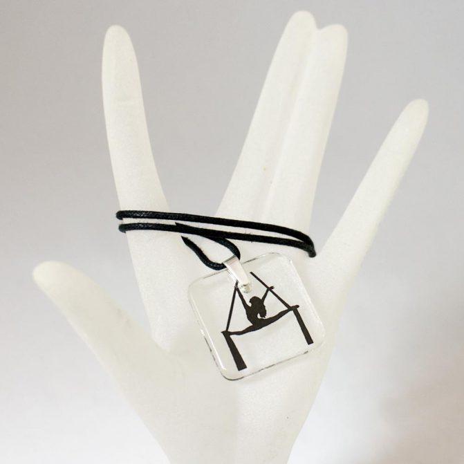 Aerial Silks 3 Pendant