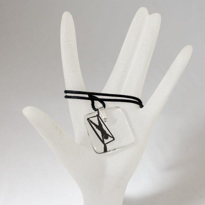 Aerial Silks 5 Pendant
