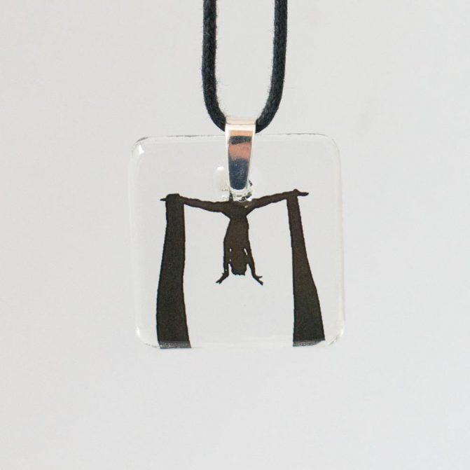 Aerial Silks 7 Pendant