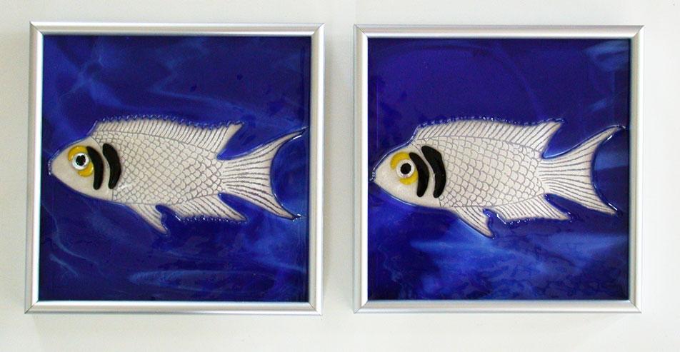 Custom Fish Tiles