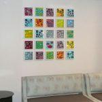Custom Tile Series for Oklahoma Hospital